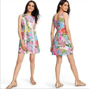 Lilly Pulitzer Target Nosey Posie NWOT Shift Dress